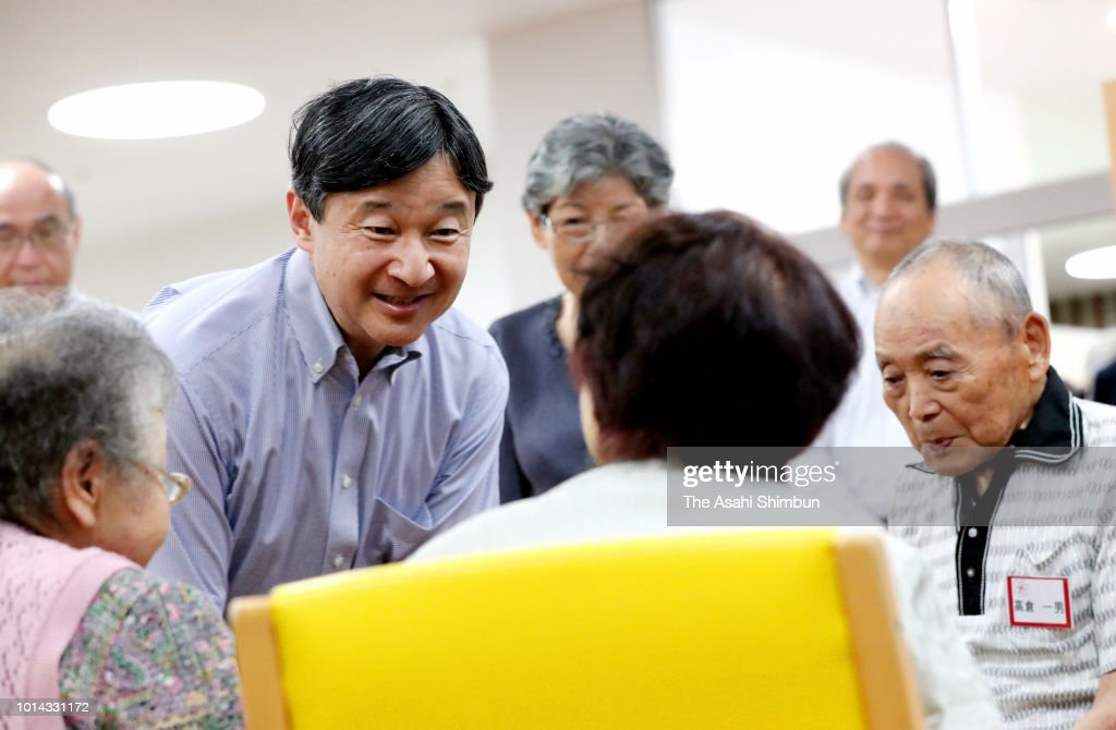 Crown Prince Naruhito Visits Ishikawa - Day 2