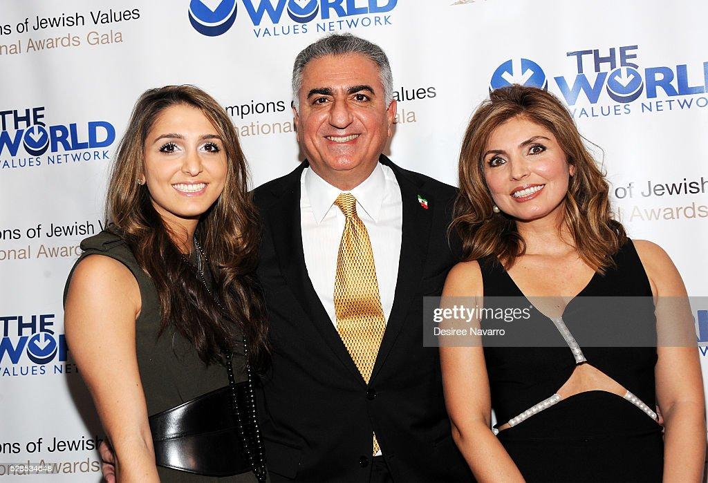4th Annual Champions Of Jewish Values International Awards Gala : News Photo