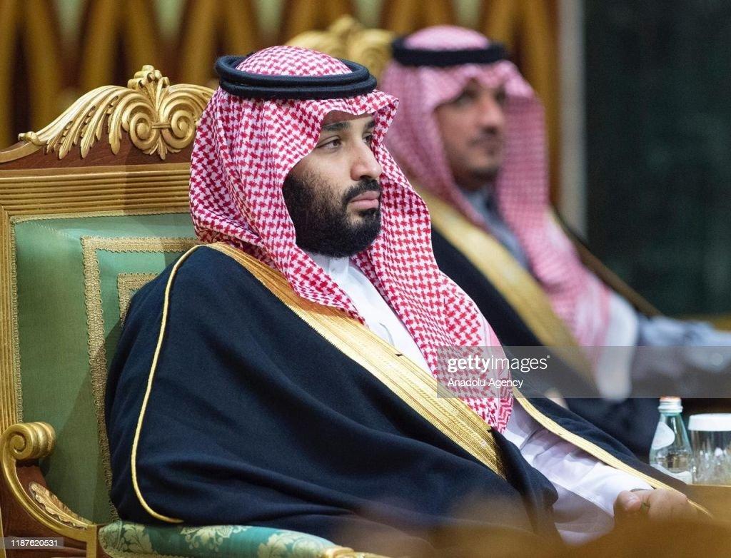 The 40th Gulf Cooperation Council (GCC) annual summit in Riyadh : Nieuwsfoto's