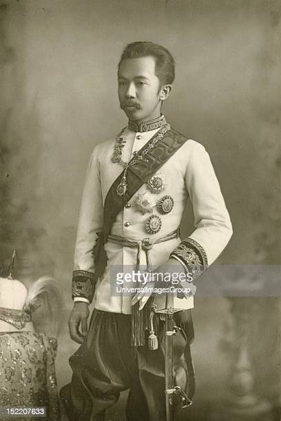 Crown Prince of Siam - Woodbury First created by King Chulalongkorn in 1886, for his son Prince Maha Vajirunhis, the king's eldest son by a royal...