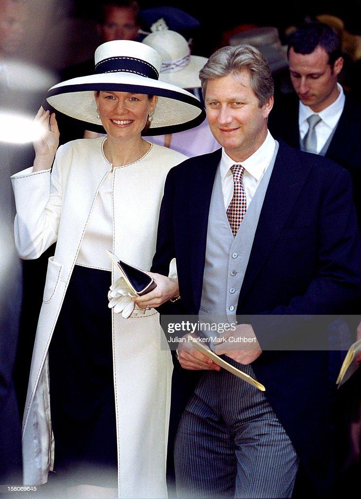 Prince Constantijn & Princess Larentien Royal Wedding : ニュース写真