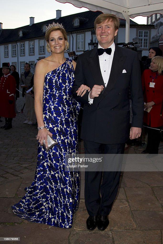 Queen Margrethe Of Denmark 70Th Birthday - Copenhagen : News Photo