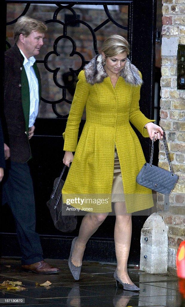 Prince Of Wales 60Th Birthday Celebrations : News Photo
