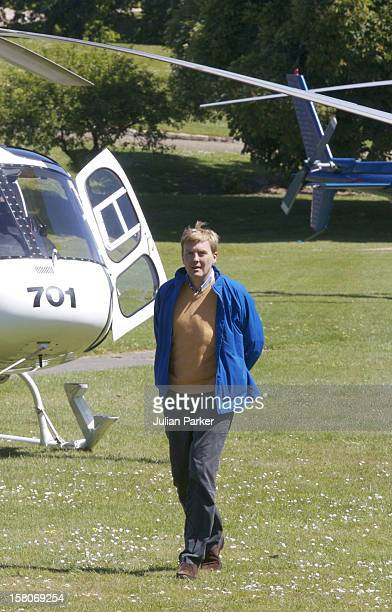 Crown Prince WillemAlexander Crown Princess Maxima Of The Netherlands SixDay Tour Of AustraliaVisit To Port Arthur