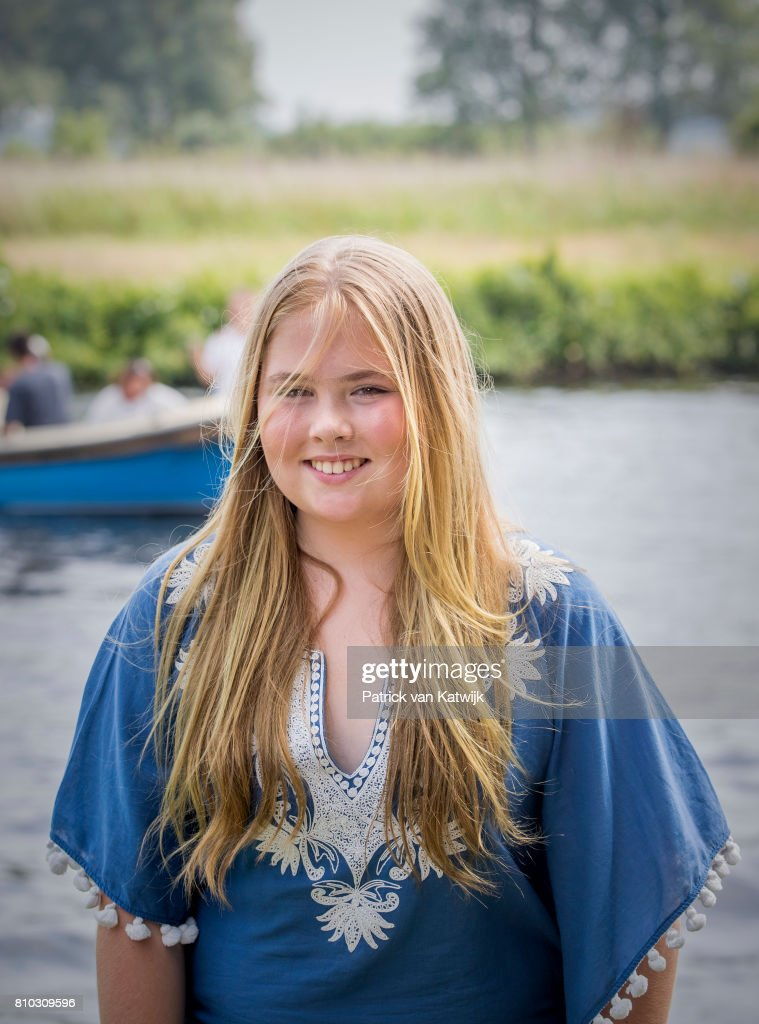 Dutch Royal Family Summer Photo Call : Nieuwsfoto's