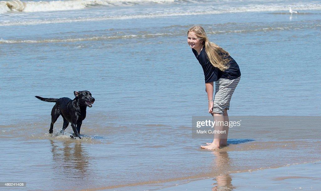 Dutch Royal Family Summer Photocall : Nieuwsfoto's