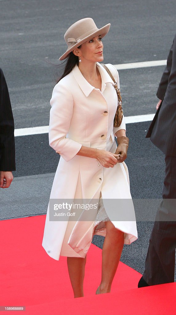 The Danish Royal Family Attend Opening Of Parliament : News Photo