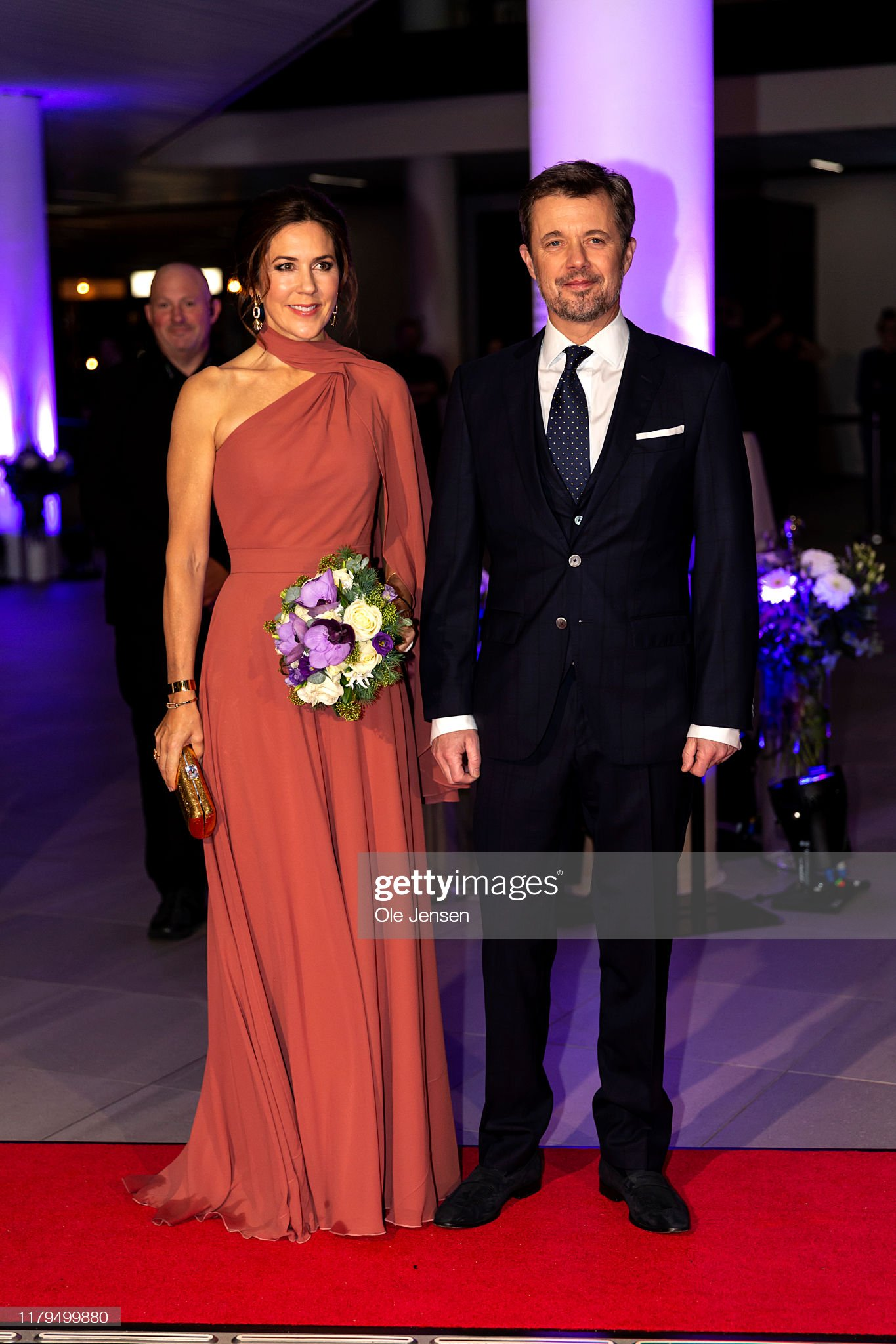The Danish Crown Prince Couple's Awards In Odense : News Photo