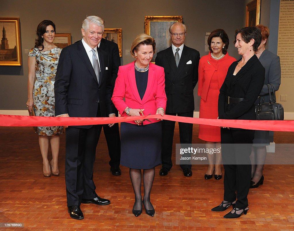 American-Scandinavian Foundation Centennial Exhibition Opening