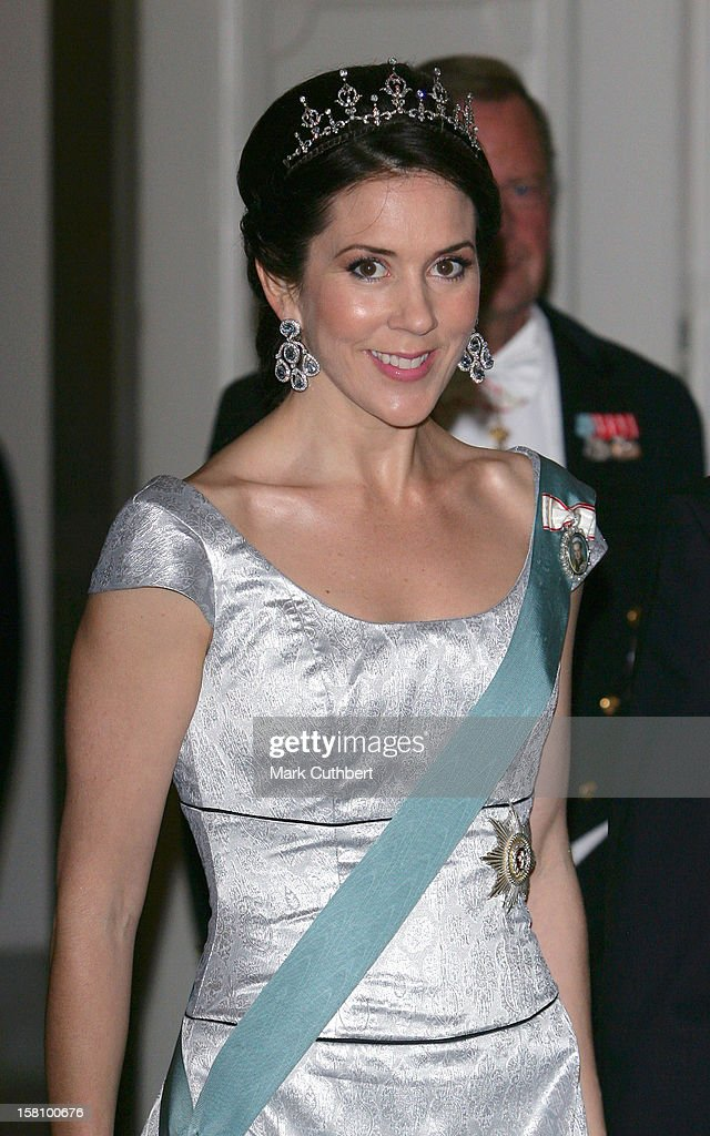 Danish Royals Attend A Dinner At Christiansborg Palace : News Photo