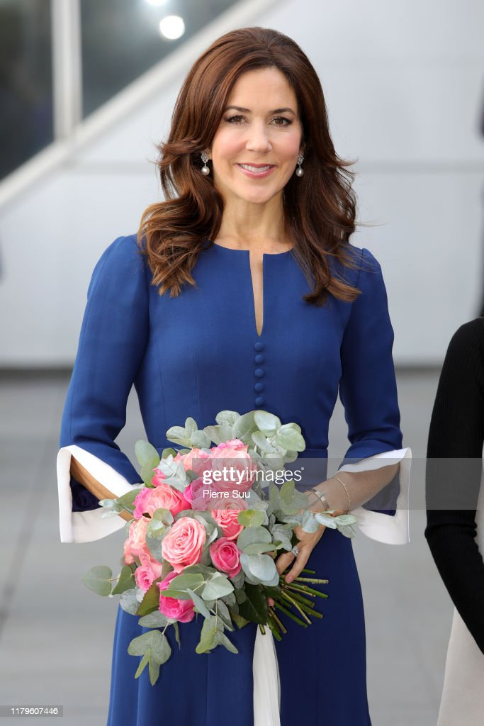 Danish Crown Prince Couple Visit In Paris : Day One : News Photo