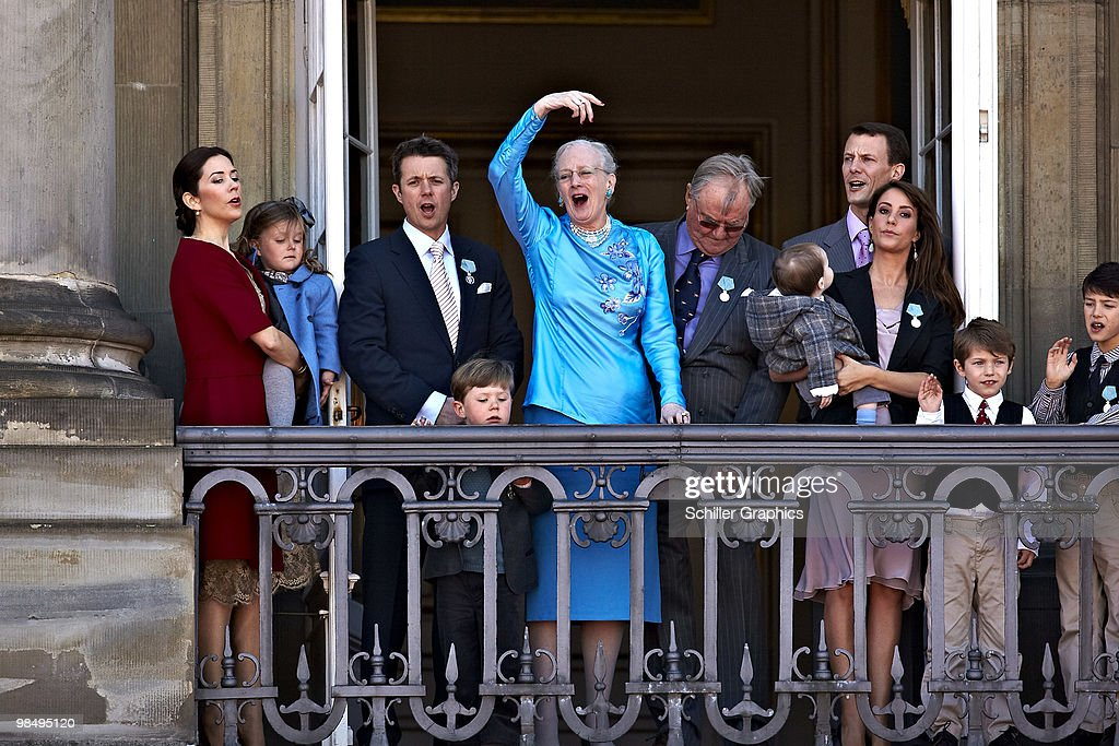 Queen Margrethe 70th Birthday Celebrations - Day 3