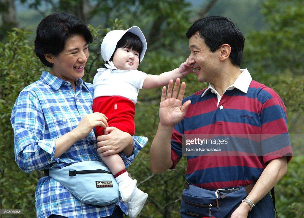 Crown Prince Naruhito Visits Europe : News Photo