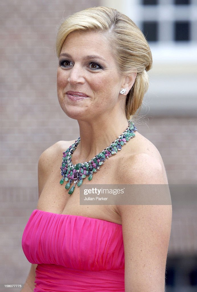 40Th Birthday Celebrations Of Crown Prince Willem Alexander Of Holland : News Photo