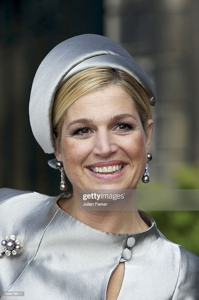 Christening Of Princess Ariane Of The Netherlands - Holland : News Photo
