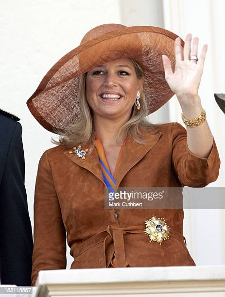 Crown Princess Maxima Of Holland Attends The Prinsjesdag Prince'S Day State Opening Of Parliament In The Hague
