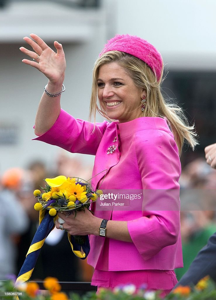 Queen'S Day Celebrations In Holland : News Photo