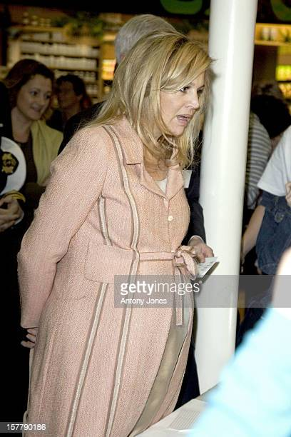 Crown Princess Maxima Of Holland Visits The Hoog Catharijne Shopping Centre In Utrecht