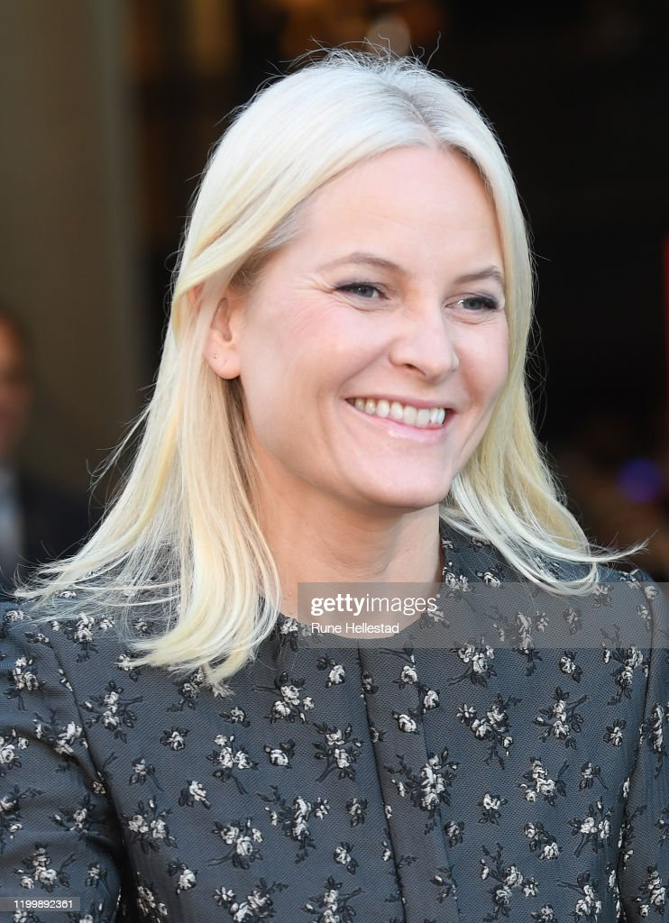 Crown Princess Mette Marit of Norway Attends Children's Book Parade : News Photo