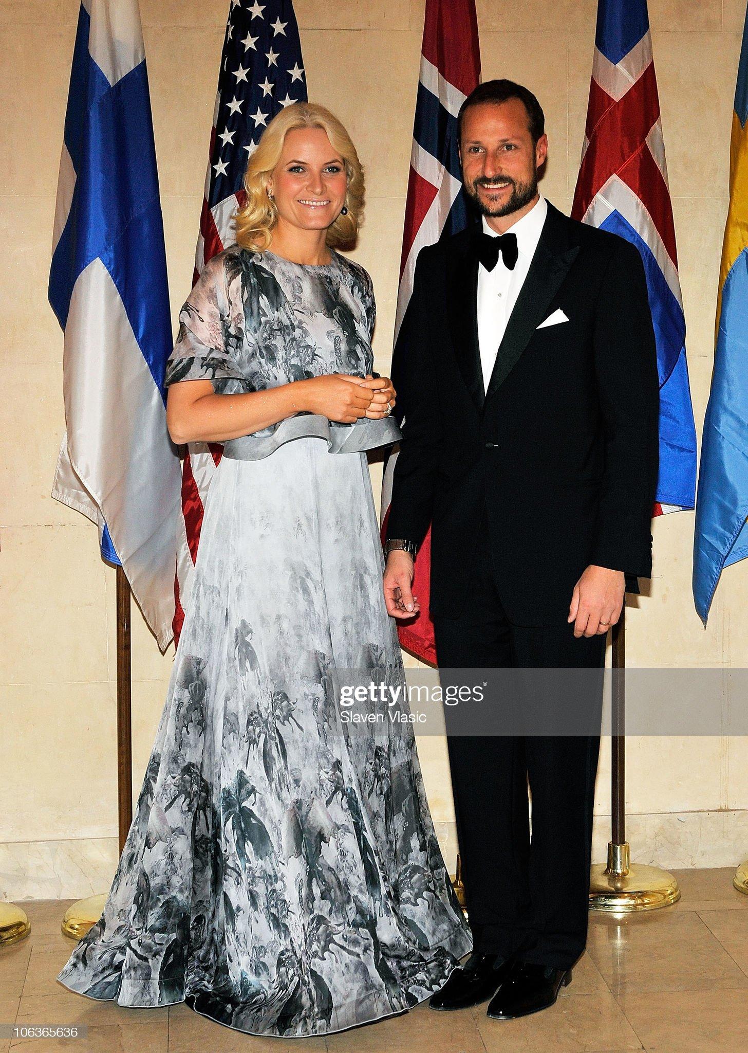 2010 American-Scandinavian Foundation Gala : News Photo
