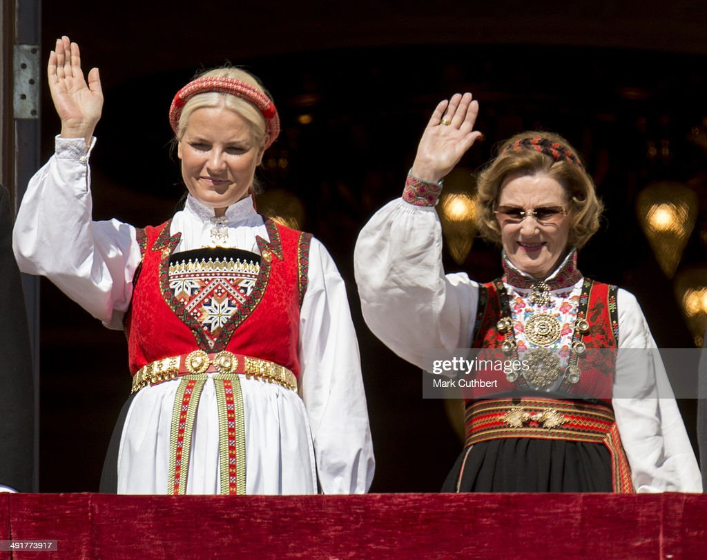 Norway National Day : News Photo