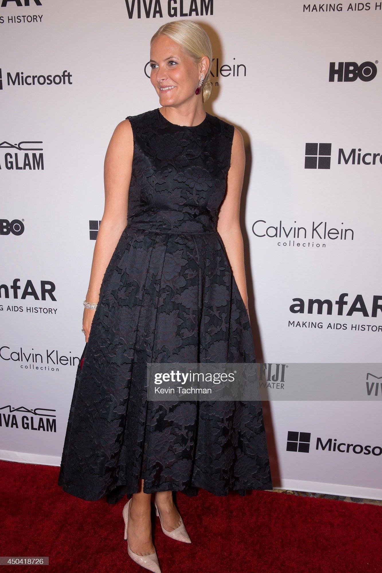 amfAR Inspiration Gala New York 2014 - Arrivals : News Photo