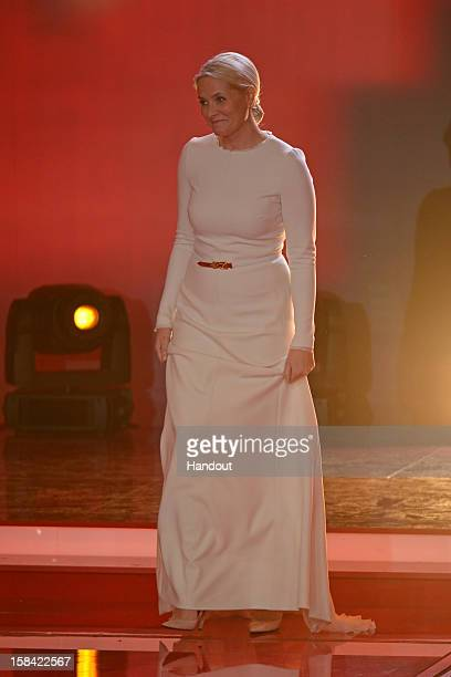 Crown Princess MetteMarit of Norway attends the 'Ein Herz fuer Kinder' Charity gala on December 15 2012 in Berlin Germany