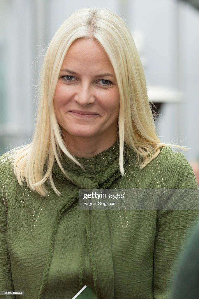 Crown Princess Mette-Marit