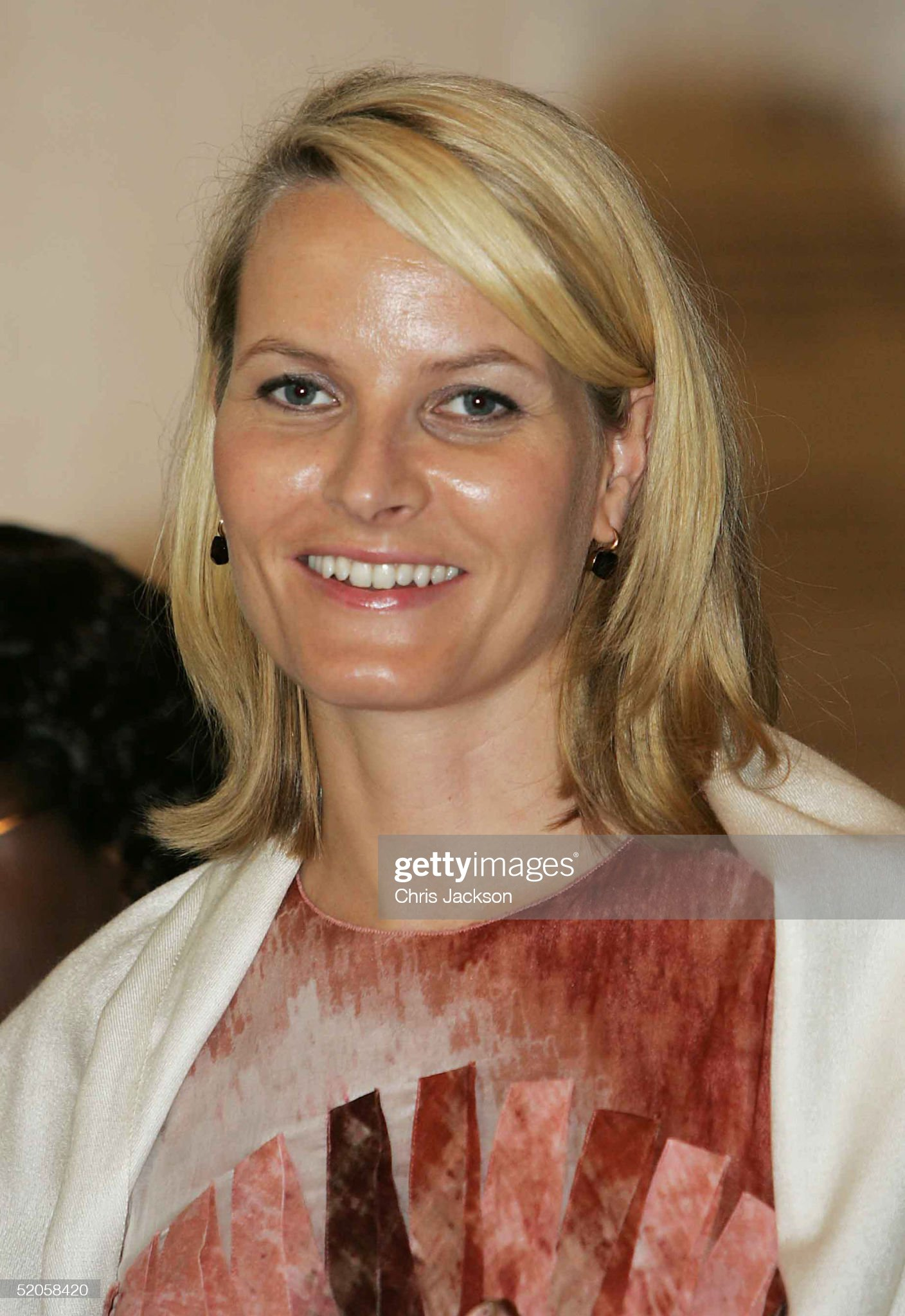 Crown Princess Mette-Marit Visits Malawi - Day Two : News Photo