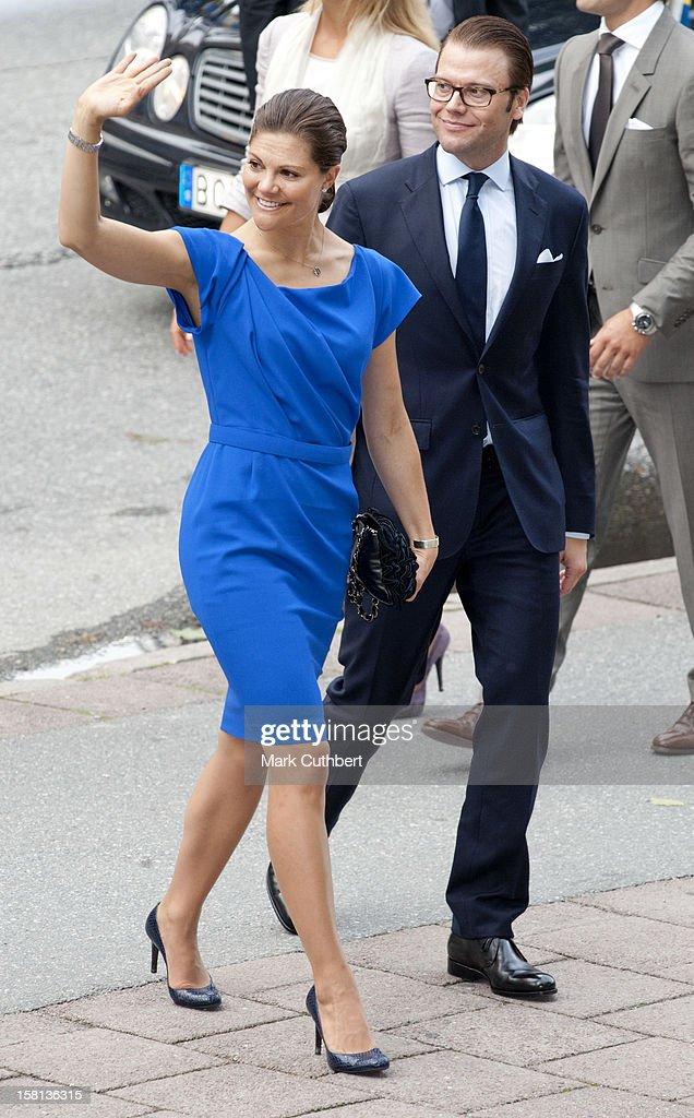 Swedish Royal Family Attend Orebro 2010 Celebrations : Nieuwsfoto's