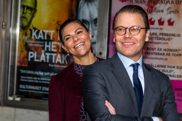 SWE: Swedish Royals Visit Maxim Theater