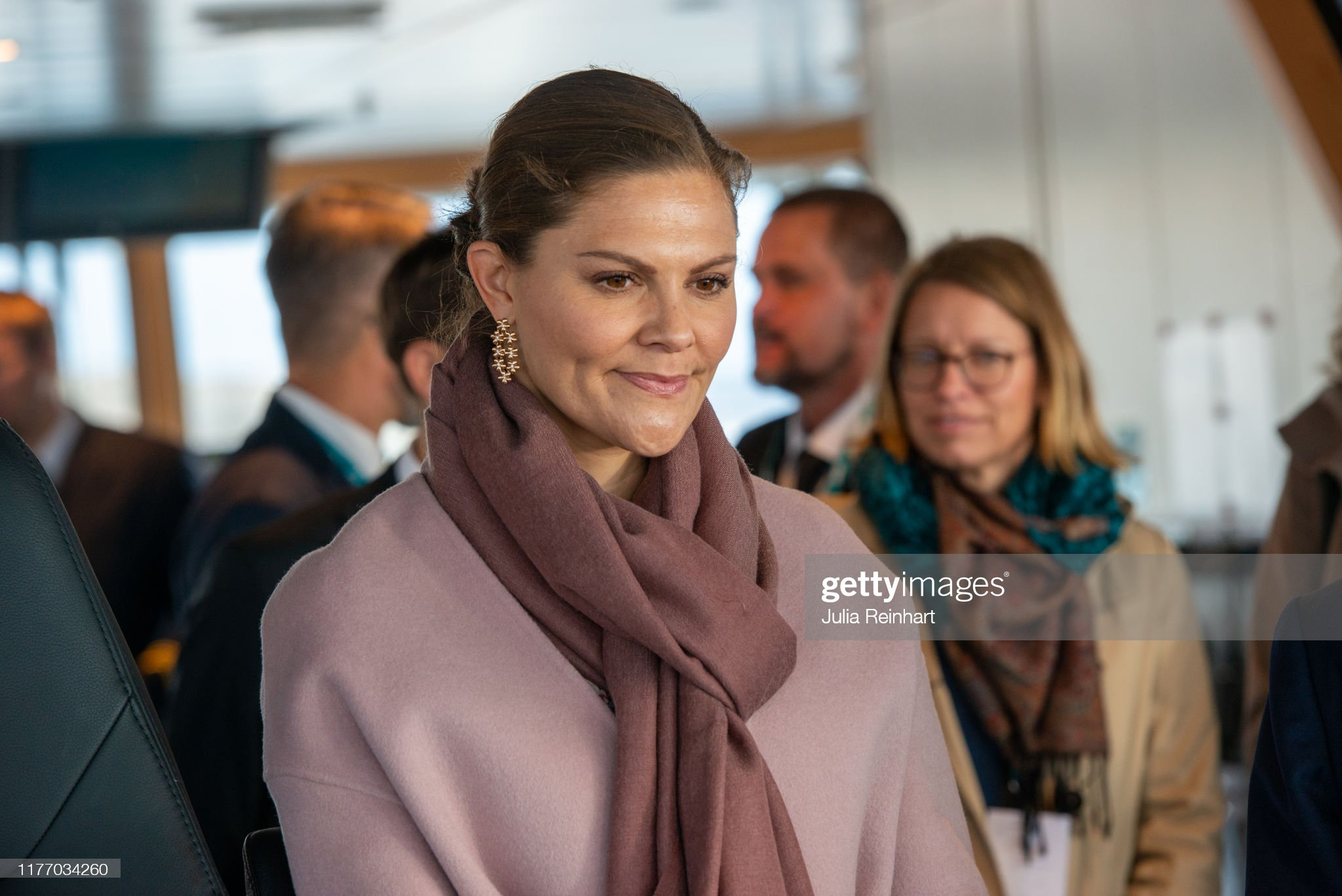 crown-princess-victoria-inspects-the-sea-fish-laboratorys-new-ship-picture-id1177034260