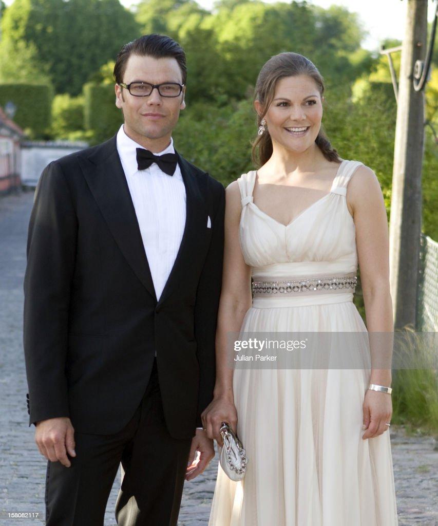 Crown Prince Frederik Of Denmark'S 40Th Birthday - Fredensborg : News Photo