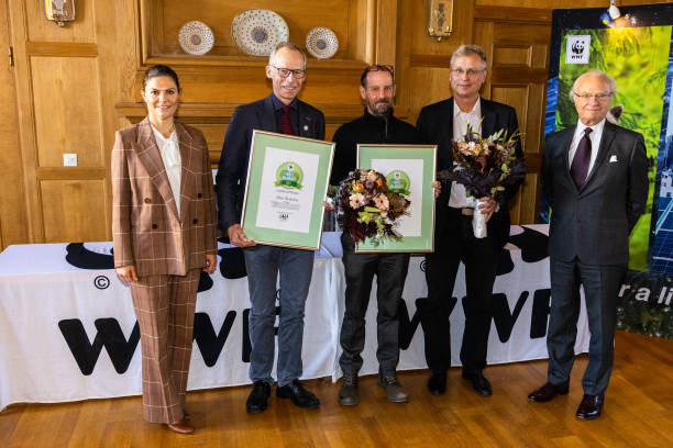 SWE: Swedish Royals Attend WWF´s Autumn Meeting at Ulriksdals's Castle