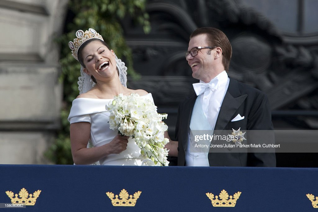 Swedish Royal Wedding - Stockholm : News Photo