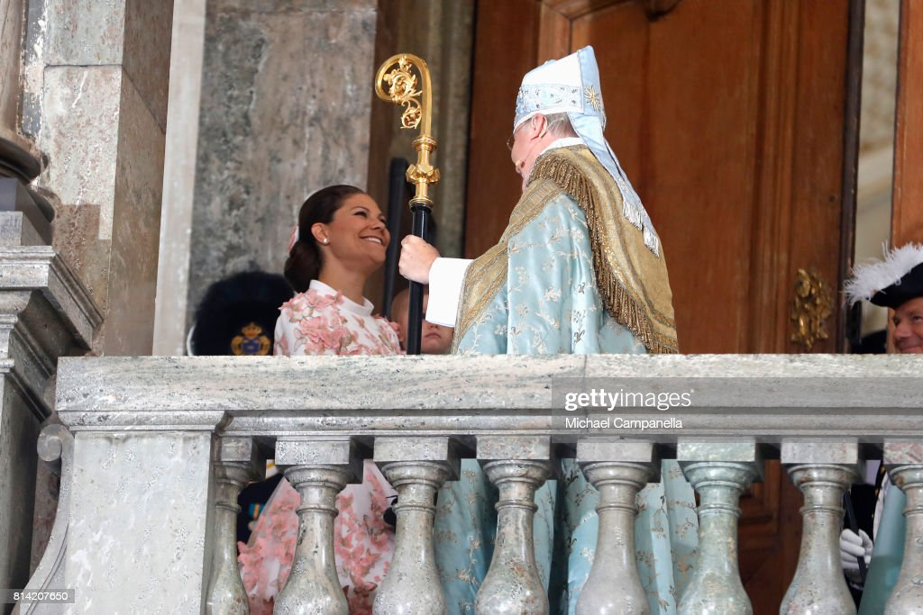 The Crown Princess Victoria of Sweden's 40th birthday Celebrations in Stockholm : ニュース写真