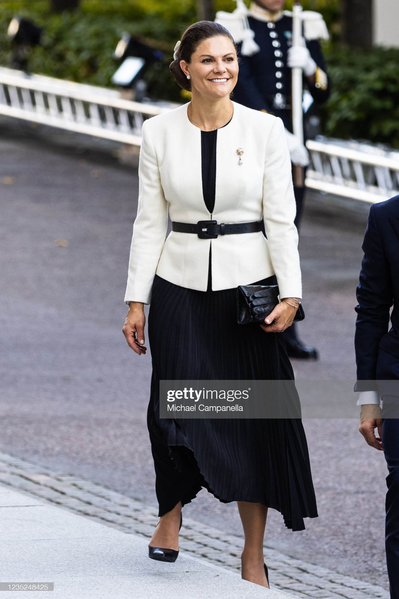Swedish Royals Attend The Opening Of The Swedish Parliament : News Photo