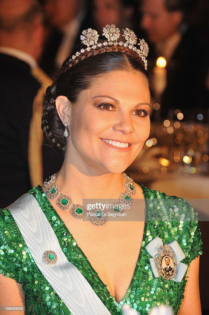 Nobel Banquet - Stockholm : ニュース写真