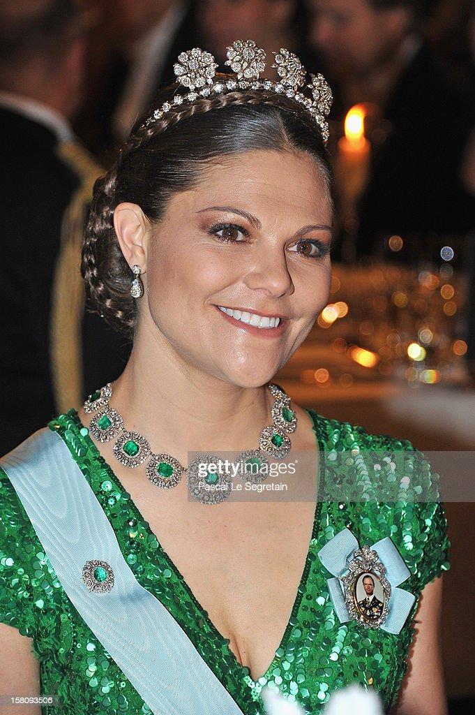 Nobel Banquet - Stockholm : News Photo
