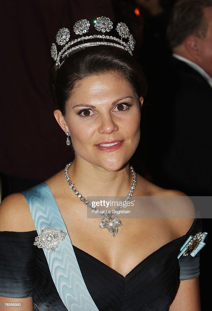 Nobel Foundation Prize 2007 - Gala Dinner : News Photo
