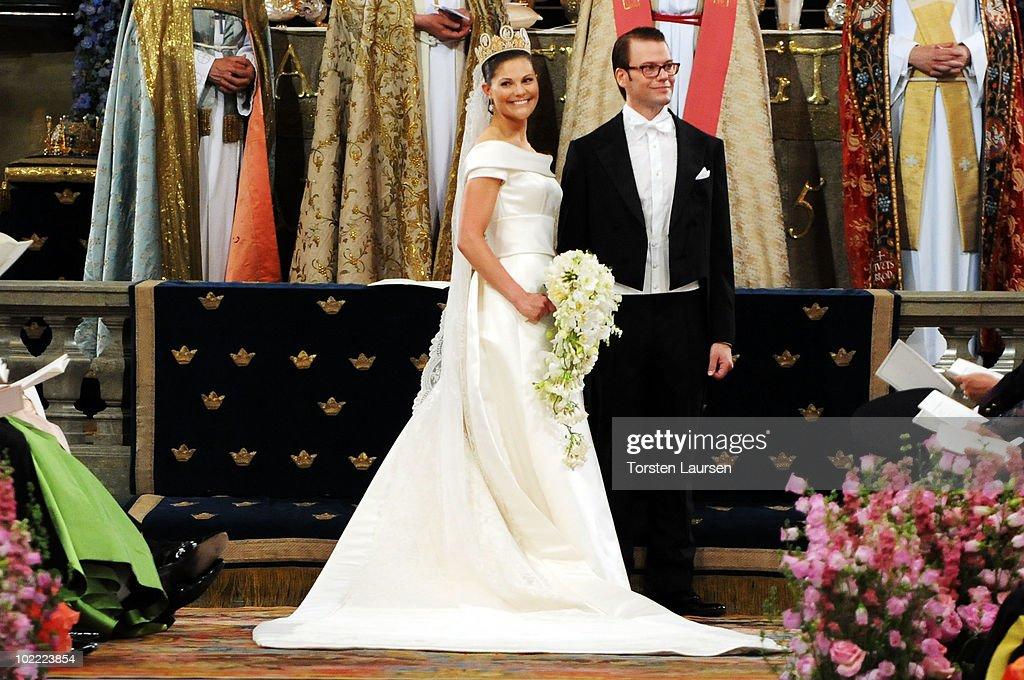 Wedding Of Swedish Crown Princess Victoria & Daniel Westling ...