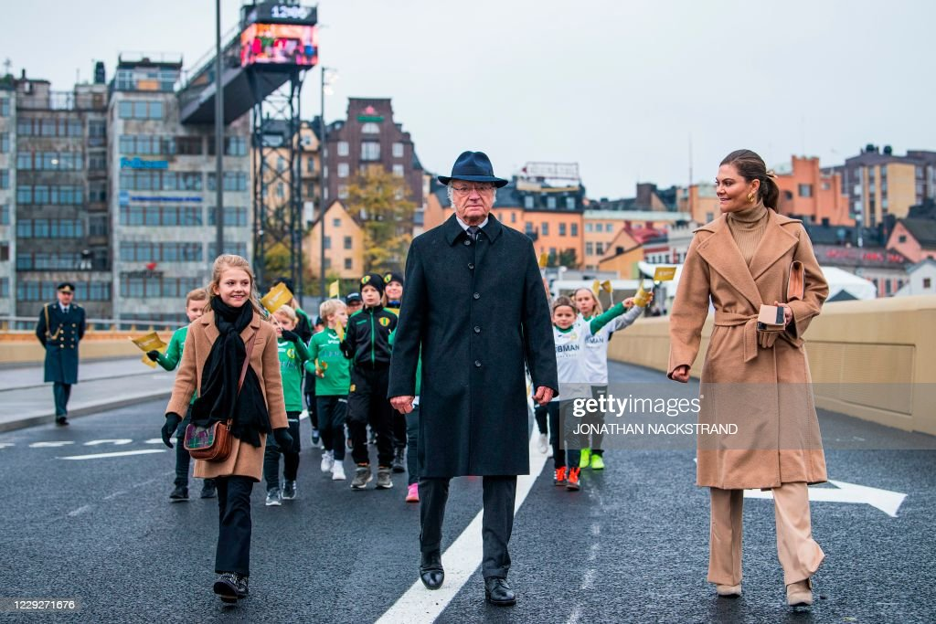 SWEDEN-ROYALS : News Photo