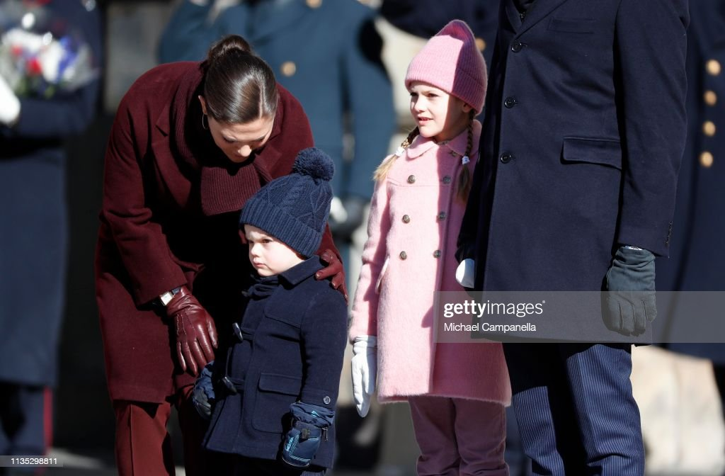 The Crown Princess' Name Day 2019 : News Photo