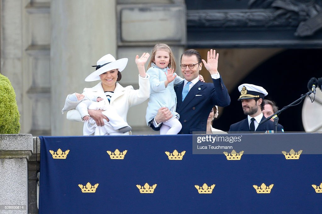 Choral Tribute and Cortege - King Carl Gustaf of Sweden Celebrates His 70th Birthday : ニュース写真