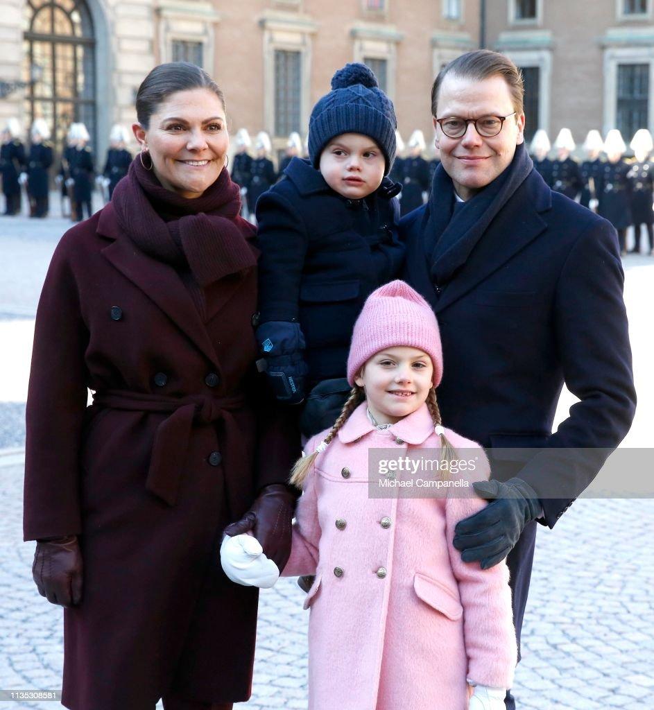 SWE: The Crown Princess' Name Day 2019