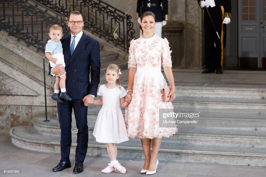 The Crown Princess Victoria of Sweden's 40th birthday Celebrations in Stockholm : News Photo
