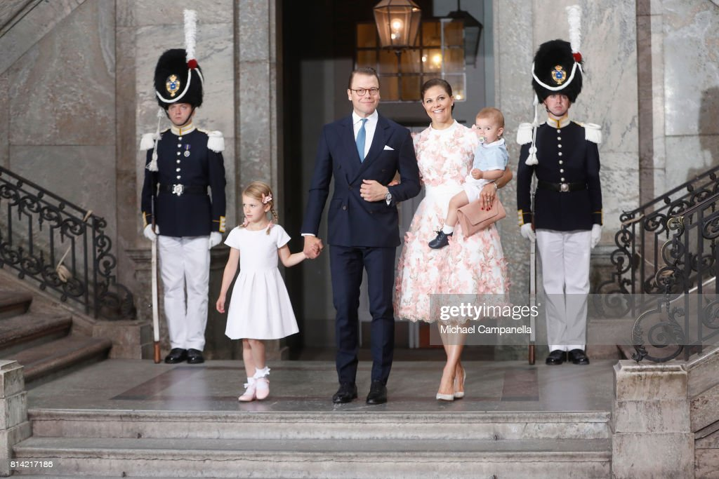 The Crown Princess Victoria of Sweden's 40th Birthday Celebrations in Stockholm