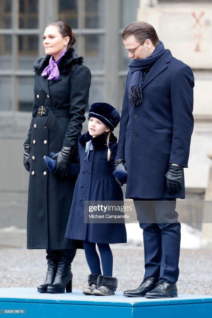 The Crown Princess' Name Day : News Photo