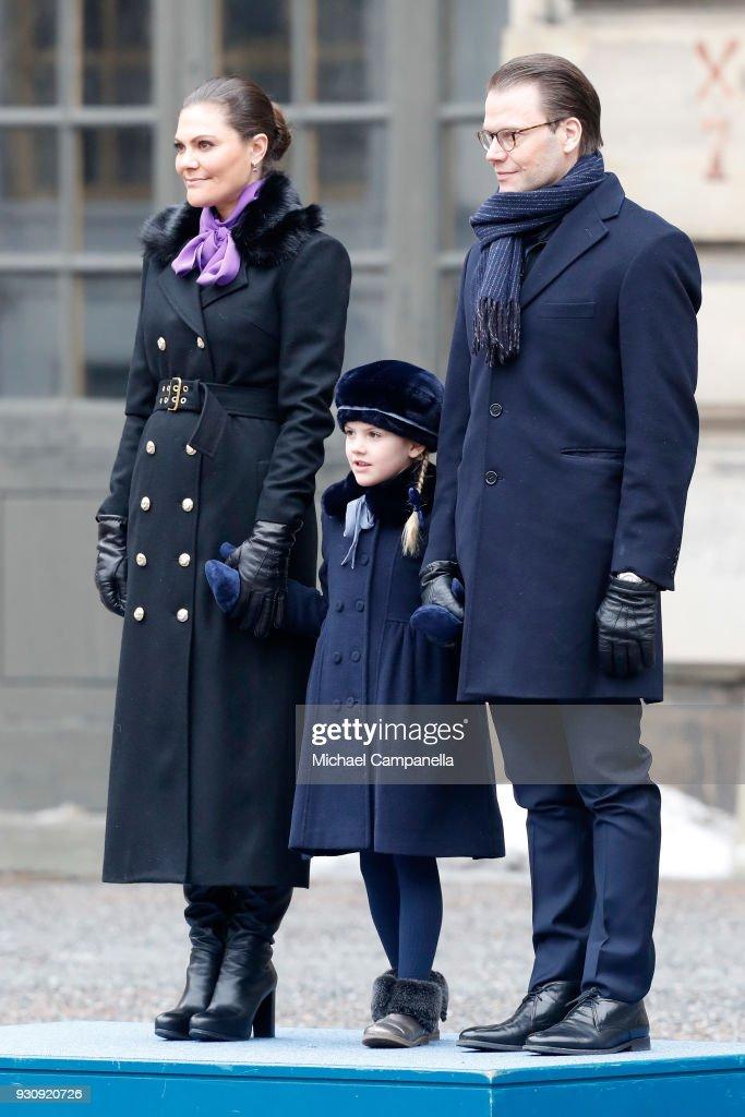 The Crown Princess' Name Day