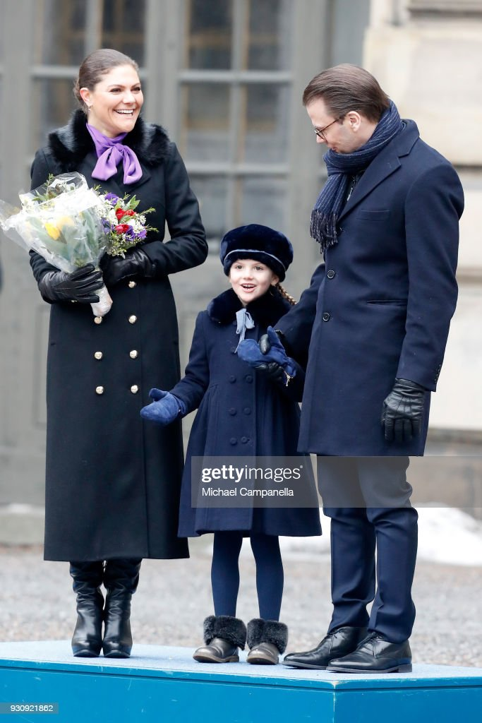 The Crown Princess' Name Day